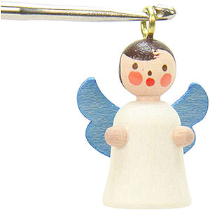 Tree ornaments Angel Ornaments Misc. Angels Tree Ornament - Angel (without Thread) - 1,8 / 2,7 cm - 1x1 inch