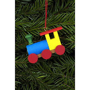 Tree ornaments Toy Design Tree Ornament - Engine - 5,2x3,8 cm / 2x2 inch