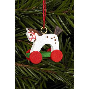 Tree ornaments Toy Design Tree Ornament - Horse Mini - 2,5 / 2,2 cm - 1x1 inch