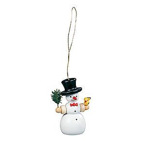 Tree ornaments Snowmen Tree Ornament - Snowman - 8 cm / 3 inch