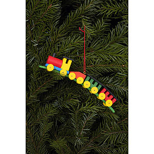 Tree ornaments Toy Design Tree Ornament - Train - 13,0x2,6 cm / 5x1 inch