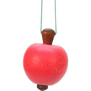 Tree ornaments Misc. Tree Ornaments Tree ornament Apple - 3,0 x 4,7 cm / 1 x 2 inch