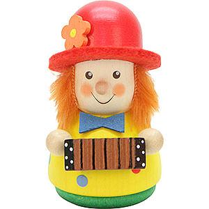Kleine Figuren & Miniaturen alles Andere Wackelmännchen Clown - 7,6cm