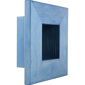 Kleine Figuren & Miniaturen Björn Köhler Wandrahmen Wandrahmen blau - 23x23x8cm