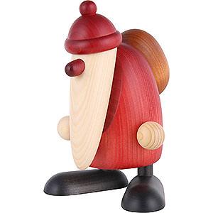 Kleine Figuren & Miniaturen Björn Köhler Weihnachtsmänner gr. Weihnachtsmann stehend - 19 cm