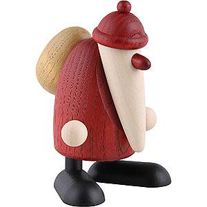 Kleine Figuren & Miniaturen Björn Köhler Weihnachtsmänner kl. Weihnachtsmann stehend - 9cm