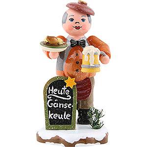 Kleine Figuren & Miniaturen Hubrig Winterkinder Winterkinder Gastwirt - 8cm