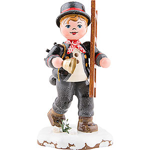 Kleine Figuren & Miniaturen Hubrig Winterkinder Winterkinder Kaminfeger - 8cm