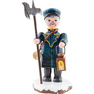 Kleine Figuren & Miniaturen Hubrig Winterkinder Winterkinder Nachtwächter - 9cm
