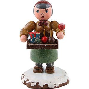 Kleine Figuren & Miniaturen Hubrig Winterkinder Winterkinder Süße Früchte - 6,5cm